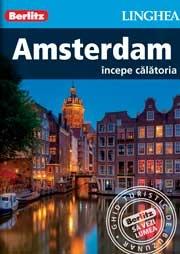 Amsterdam - ghid turistic Berlitz