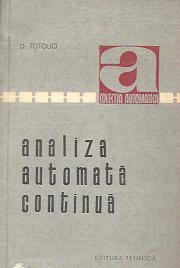Analiza automata continua