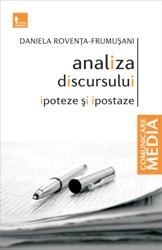 Analiza discursului ipoteze ipostaze