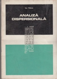 Analiza dispersionala