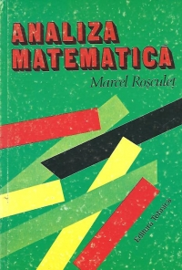 Analiza matematica Editia