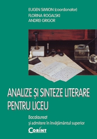 ANALIZE SINTEZE LITERARE PENTRU LICEU
