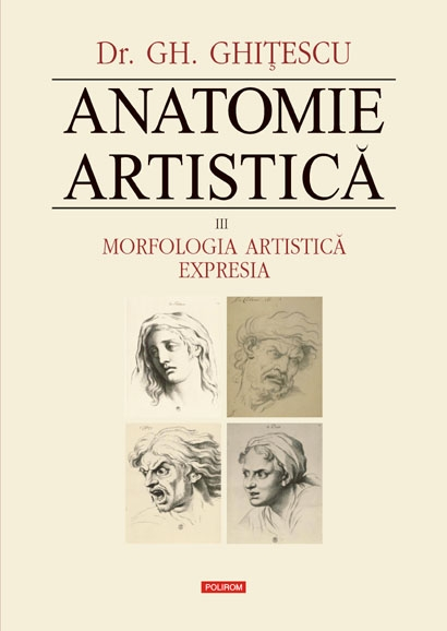 Anatomie artistica Vol III: Morfologia