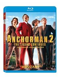 Anchorman Legenda Continua (BluRay)