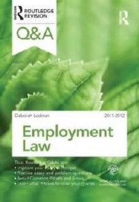 and Employment Law 2011 2012