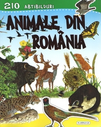 Animale din Romania abtibilduri