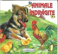 Animale indragite (pliant cartonat)