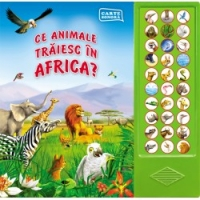 animale traiesc Africa Carte sonora