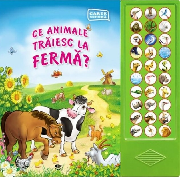 animale traiesc ferma Carte sonora