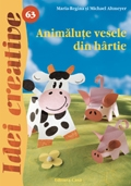 Animalute vesele din hartie