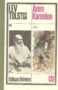 Anna Karenina Volumele
