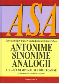 ANTONIME SINONIME ANALOGII Vocabular minimal