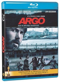 ARGO (Blu ray Disc)