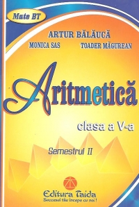 Aritmetica Clasa Semestrul 2012