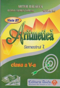 Aritmetica, Clasa a V-a - Semestrul I (2013)