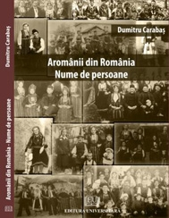 Aromanii din Romania Nume persoane