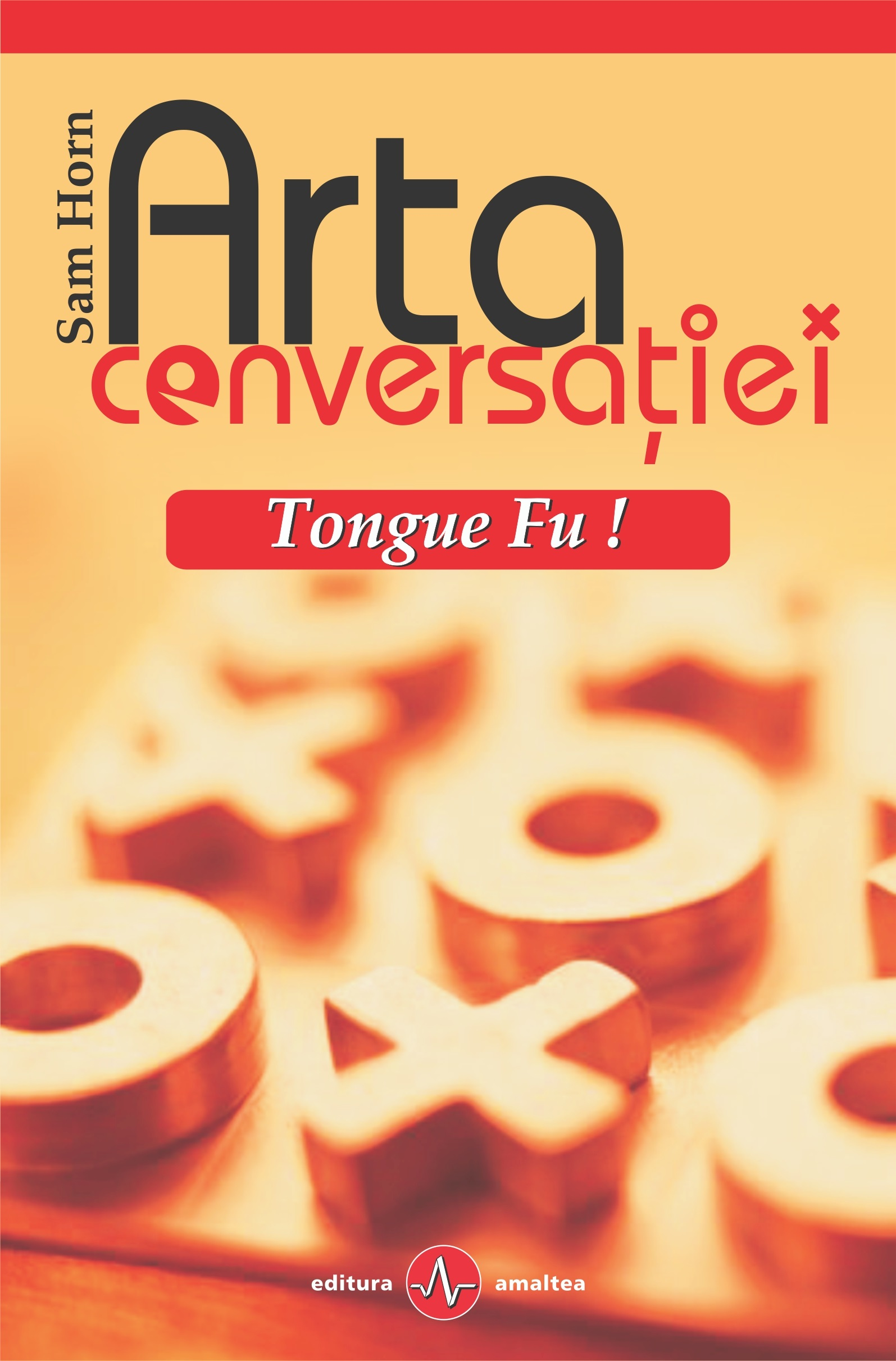 ARTA CONVERSATIEI TONGUE