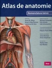 Atlas Anatomie Nomenclatura latina