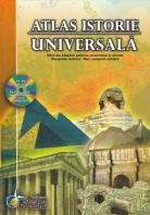 Atlas istorie universala (contine CD)
