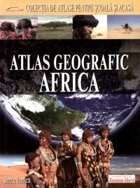Atlas geografic Africa