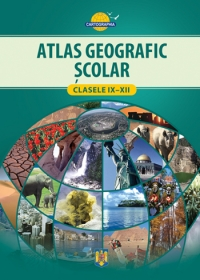 Atlas geografic scolar pentru clasele