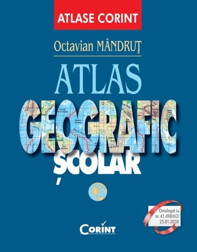 ATLAS GEOGRAFIC SCOLAR