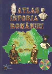 Atlas Istoria Romaniei (include CD)