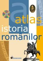 Atlas Istoria romanilor (include CD)