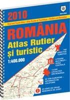 Atlas rutier si turistic Romania 2010-2011
