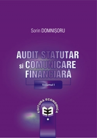Audit statutar comunicare financiara Volumul