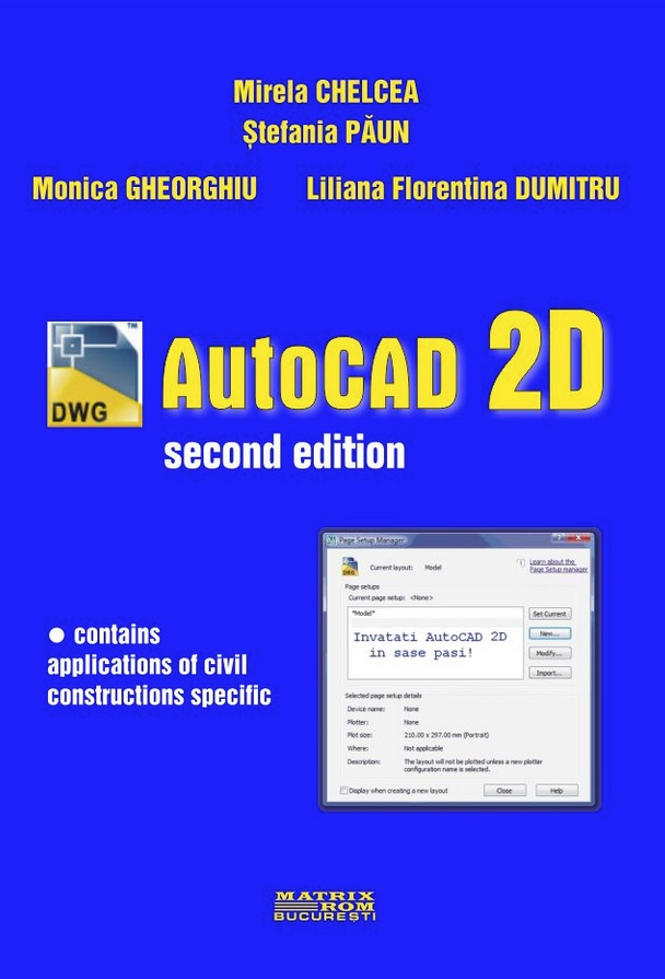 AutoCAD english edition