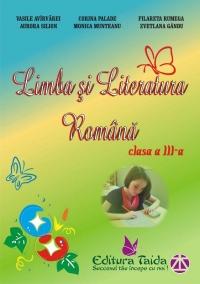 Auxiliar de Limba si Literatura Romana pentru clasa a III-a (dupa manualul editurii Aramis)