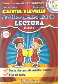 AUXILIAR PENTRU ORA LECTURA clasa