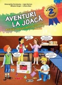 Aventura Invatarii - Aventuri la joaca - caiet 2 - clasa a II-a (cod 1145)