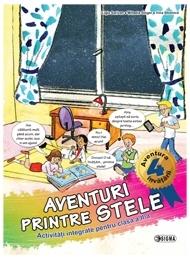 Aventura Invatarii - Aventuri printre stele - caiet 4 - clasa a II-a (cod 1151)
