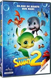Aventurile lui Sammy (DVD)