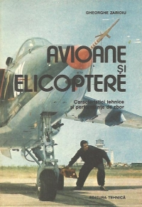 Avioane elicoptere Caracteristici tehnice performante
