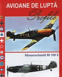Avioane de lupta. Messerschmitt Bf 109 E (format A4)
