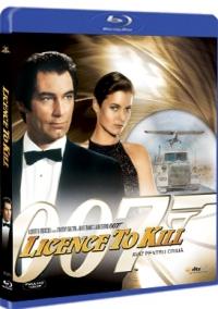 AVIZ PENTRU CRIMA (COLECTIA BOND NR. 16)(Blu-Ray)