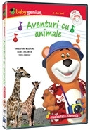 Baby Genius 1- Aventuri cu animale (DVD)