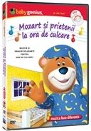 Baby Genius 3 - mozart si prietenii la ora de culcare (DVD)