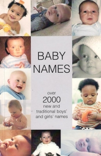 Baby names over 2000 new