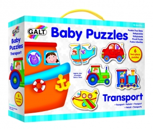 Baby Puzzle Transport Vehicule transport