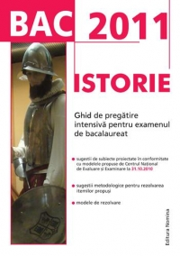 BAC 2011(Valabil BAC 2012) ISTORIE
