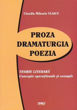 Bacalaureat Proza dramaturgia poezia Teorie