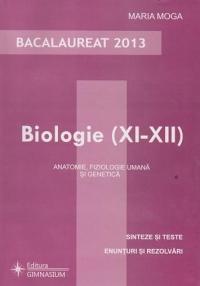 Bacalaureat 2013 Biologie XII Anatomie