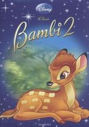 Bambi Marele Print Padurii
