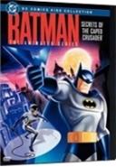 Batman- Secretele Cruciatului cu mantie