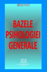 Bazele psihologiei generale