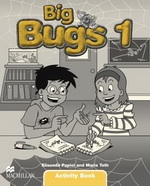 Big Bugs Activity Book